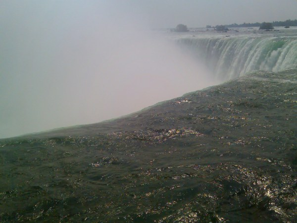 Fantastic views of Niagara Falls