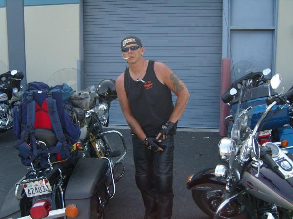 deliver bikes at Eagle Rider Los Angeles