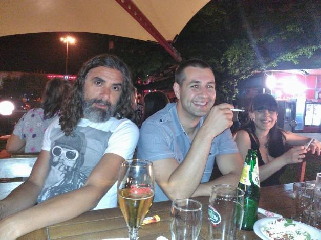 Nye venner i Pleven i Bulgaria