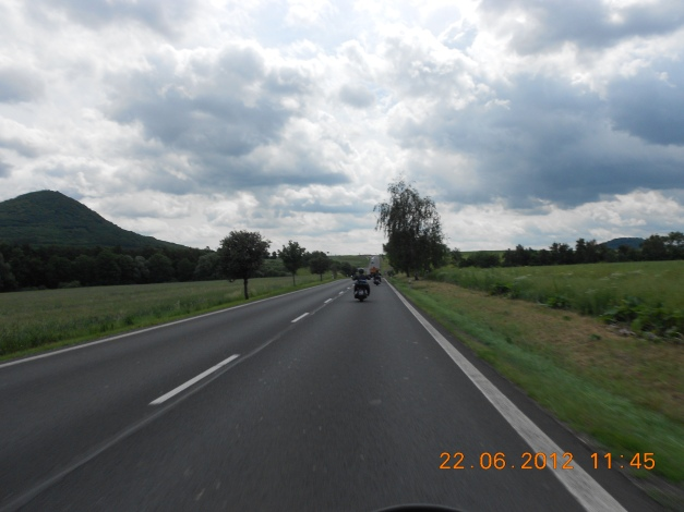 MC tours on Czech roads
