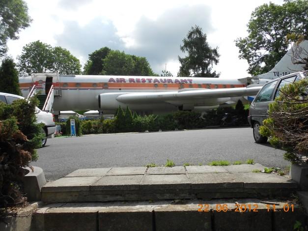 Air restaurant