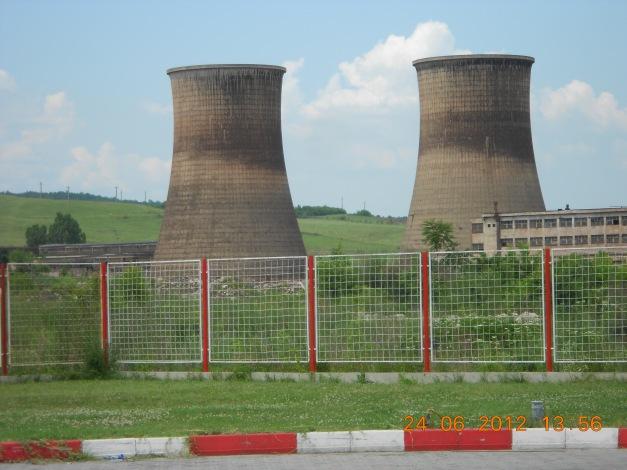 Kullkraftverk i Romania