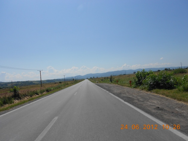 Beautiful Romanian roads