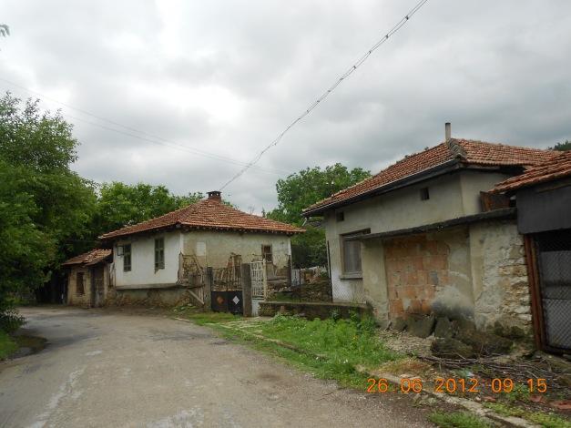 På den Bulgarske landsbygda