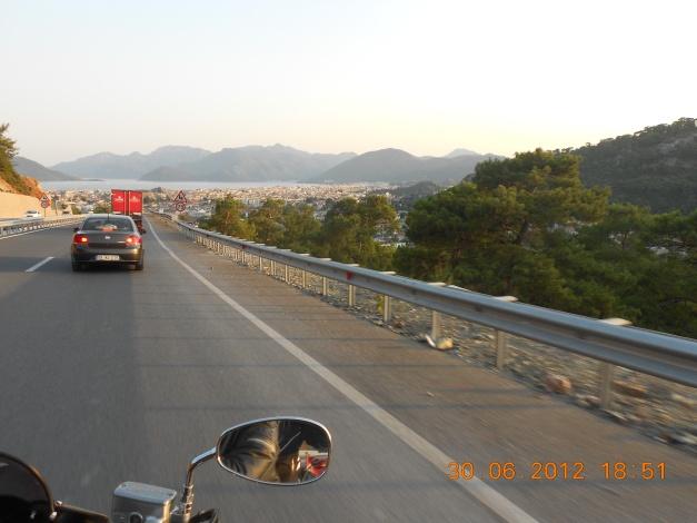 Veien til Marmaris