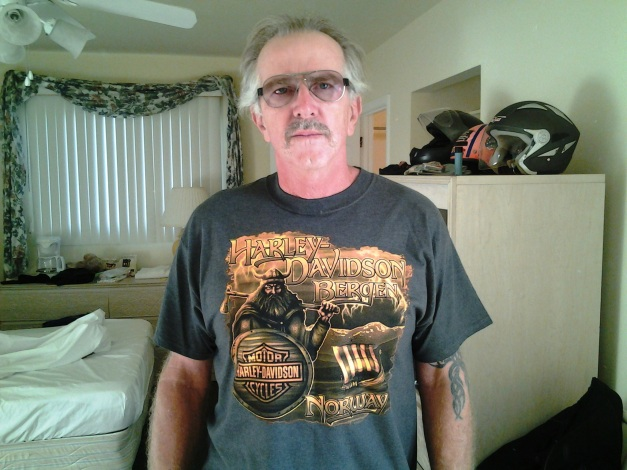 Harley Davidson Bergen T shirt