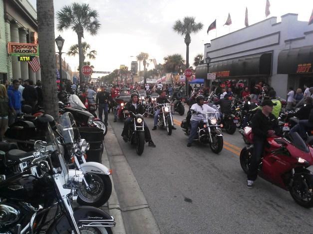 Daytona 2013 Dag 4