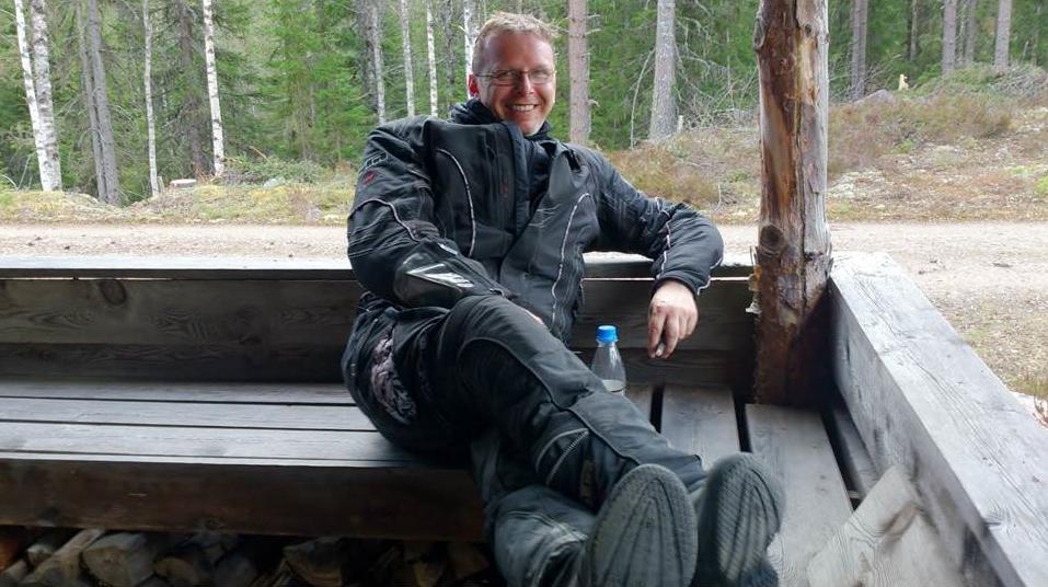 Pause i Finnskogen