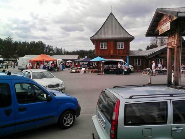 Svullrya Finnskogen kro og Motel