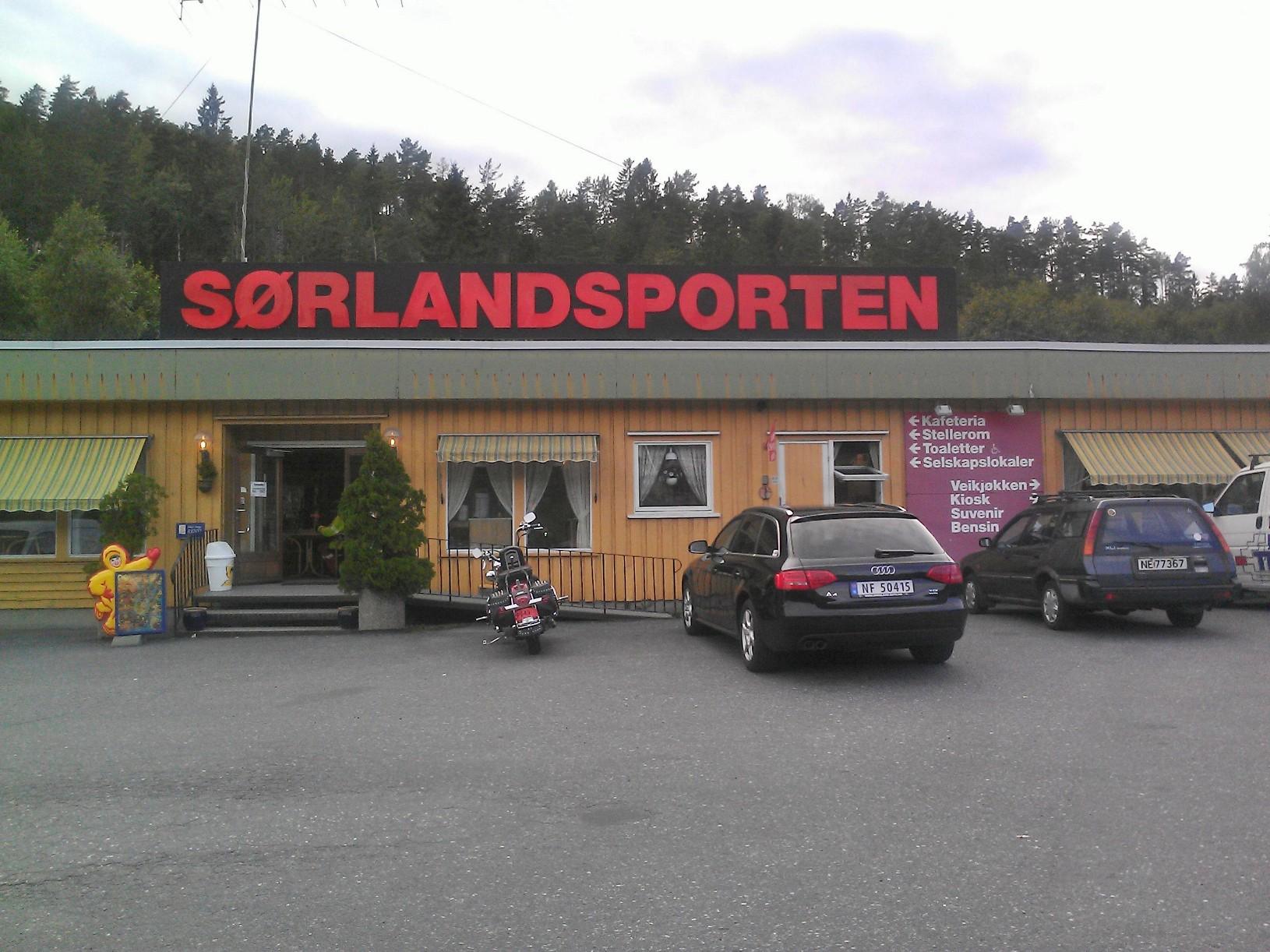 Sørlandsporten