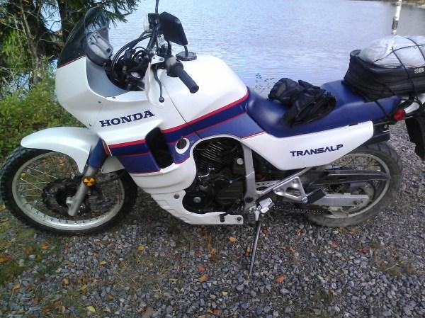 Honda 650 Transalp