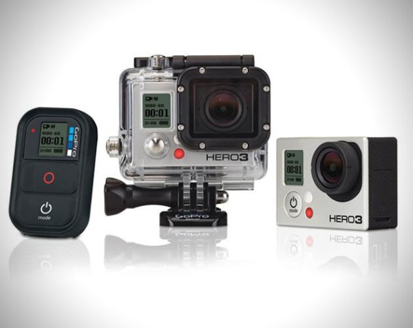 GoPro Hero3 Black :-)