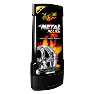 Meguiar's All Metal Polish - G15308