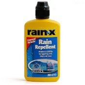 Rainx rain repellent