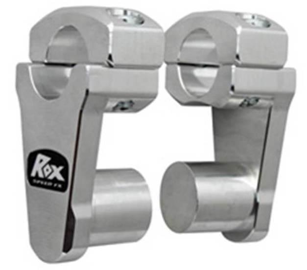ROX Speed FX patented pivoting riser