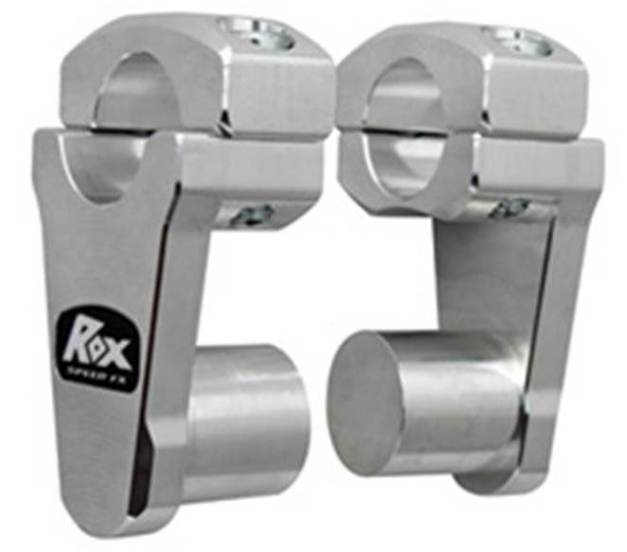 ROX Speed FX patented pivoting riser