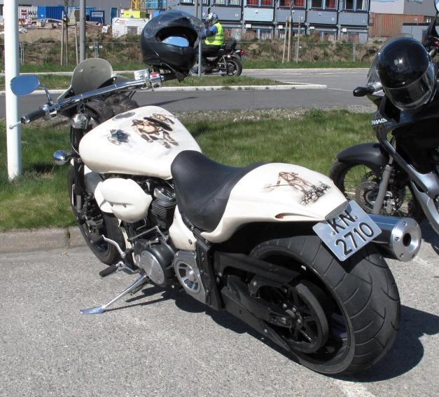 Minnesund Yamaha XV1700 Warrior