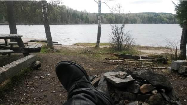 Pause i Sverige
