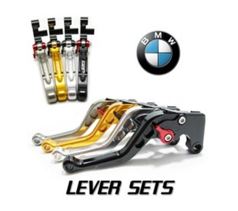 High Performance Adjustable Shorty Aluminum Levers