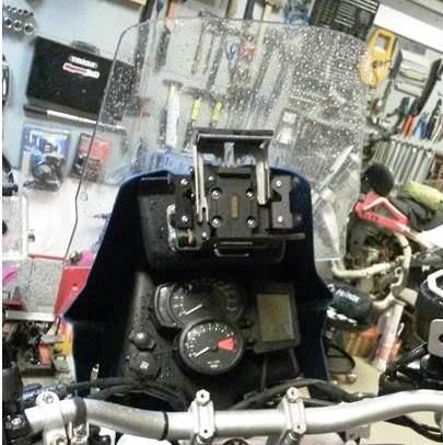 BMW F800GS Trophy Mirage 2 Fairing Cockpit Dashboard