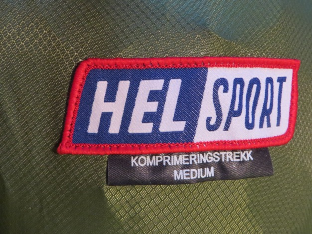 Helsport Komprimeringstrekk str. Medium