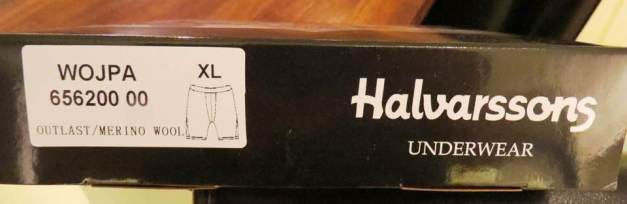 Halvarssons 656200 00 WOJPA
