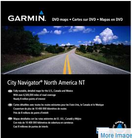 Garmin City Navigator NT Nord America USA
