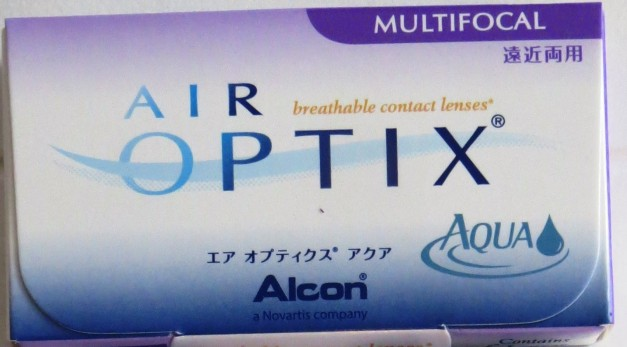 Air Optix linser