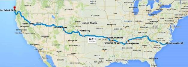 Trans America Trail (TAT)