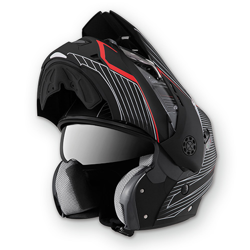 Caberg Tourmax flip-up helmet