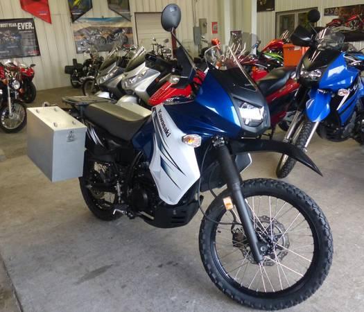 Kawasaki KLR650 2012
