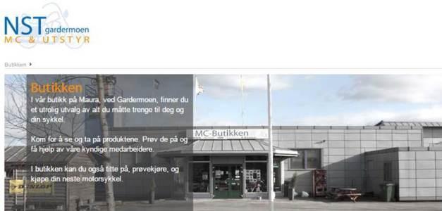 NST Gardermoen MC