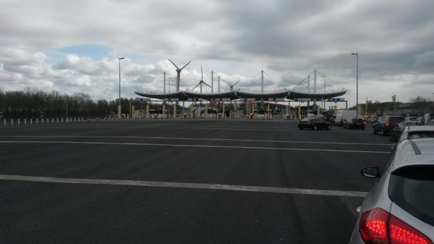 Calais Eurotunnellen