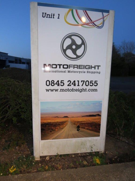 Motofreight Ltd