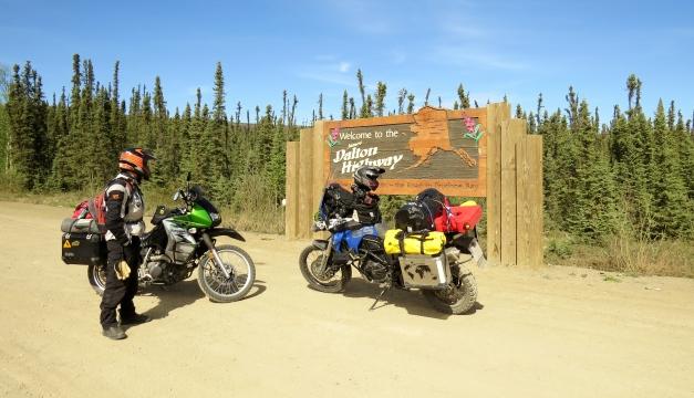 Dalton Highway, Alaska