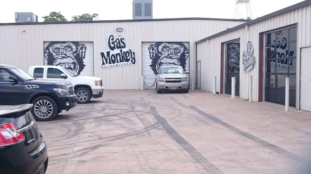 Gas Monkey Garage, Dallas Texas