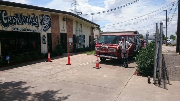 Gas Monkey Garage, Dallas Texas