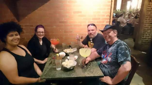 Margarita in Denver
