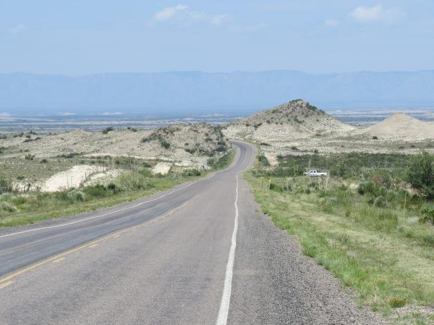 Pecos - El Paso