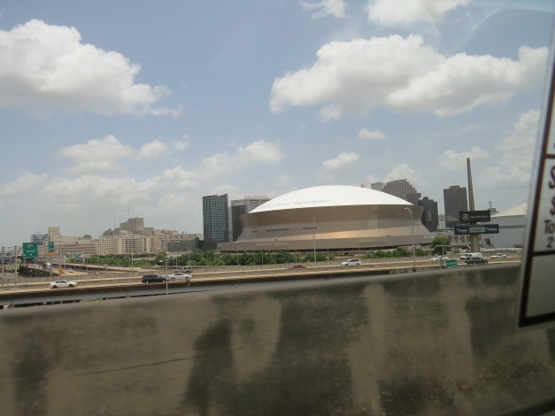 New Orleans Mercedes Benz Superdome