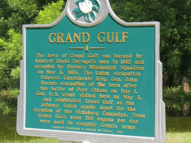 Grand Gulf Military Park