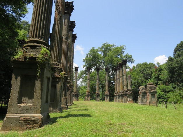 Port Gibson, Mississippi – Windsor Ruins