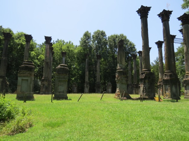 Port Gibson, Mississippi – Windsor Ruins