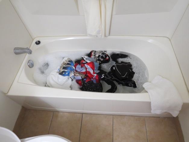 Laundry :-)