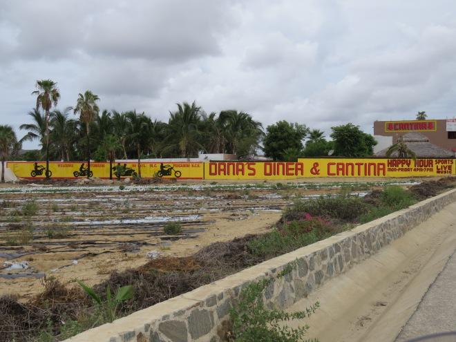 Dana's Diner & Cantina, El Pescadero, Baja California Sur