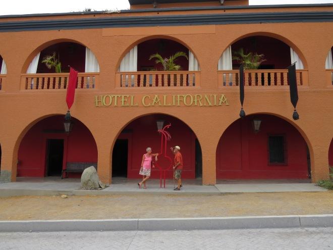 Hotel California Todos Santos Baja Calefornia Mexico