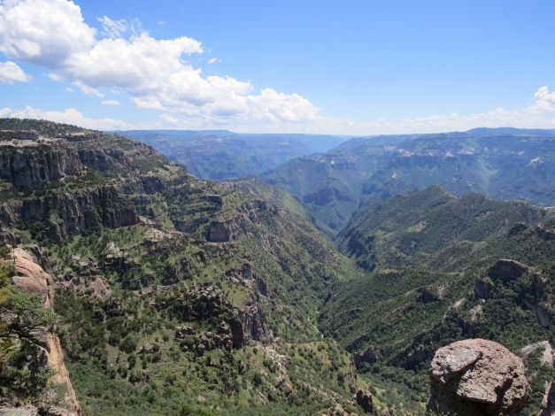 Copper Canyon / Barranca del Cobre
