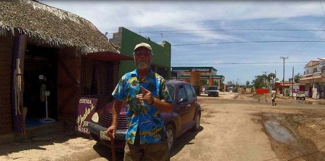 Lynn Goldin in Todos Santos Baja Calefornia Mexico