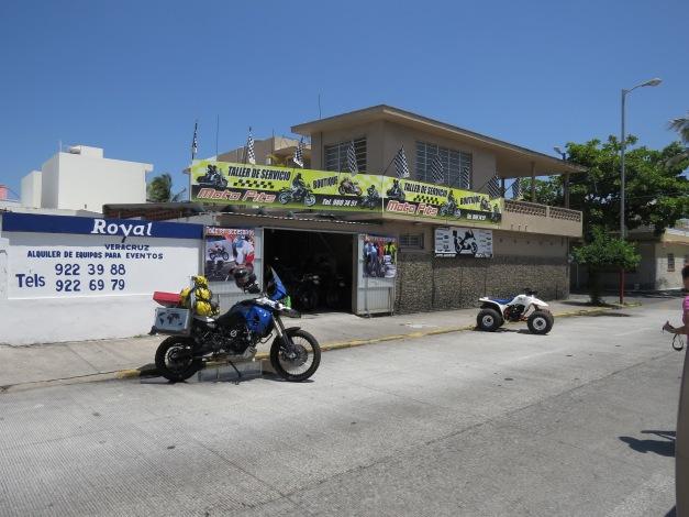 Motopits Lago Veracruz Mexico