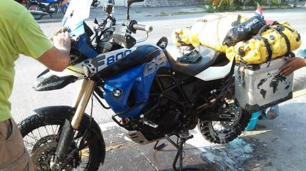 BMW F800GS Motopits Veracruz